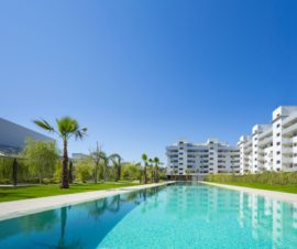 Nový moderný apartmán pri pláži vo Fuengirola - AP-YP6258