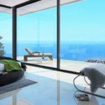 Nová moderná vila s výhľadom na more v Marbella - V-YP6305